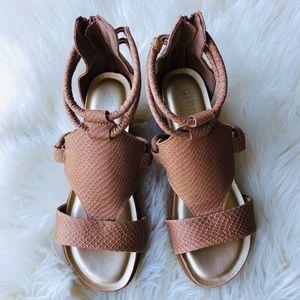 Diba Shoes - Diba Strappy Platform Sandal